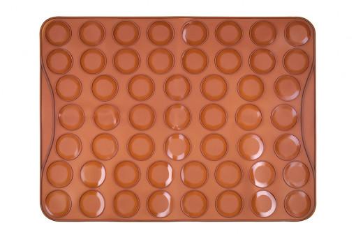 Коврик силиконовый для макарон, Stenson