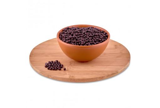 Бисквитное драже в черном шоколаде CrisPearls