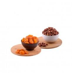 Орехи, сухофрукты и семечки