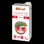 Молоко кокосовое без сахара, 1 л