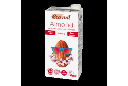 Молоко миндальное без сахара 6 л