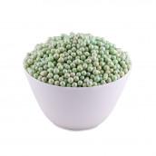 Сахарные жемчужины перламутровые салатовые