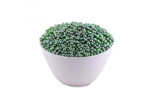 Сахарные жемчужины салатовые 5 мм