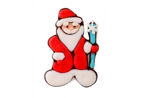 Сахарная фигурка Дед Мороз