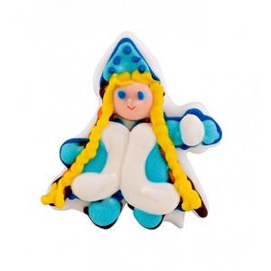 Сахарная фигурка Снегурочка