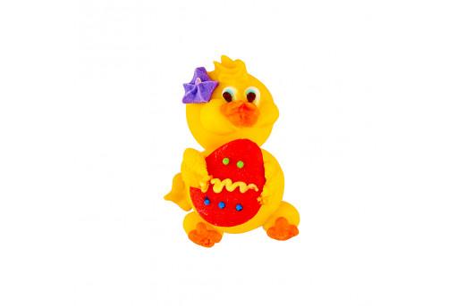 Сахарная фигурка Пасхальный цыпленок