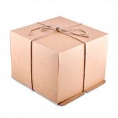 Коробка для торта двусторонняя