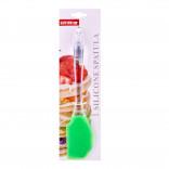 Лопатка силиконовая с длинной ручкой