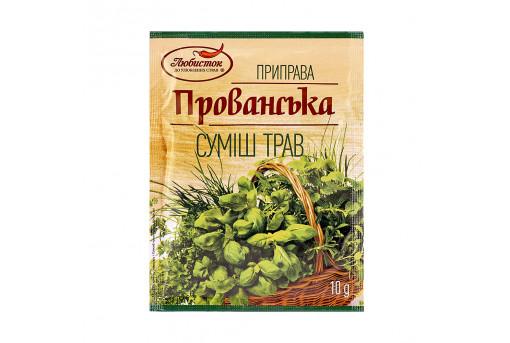 Смесь Прованских трав Любисток, 10 г