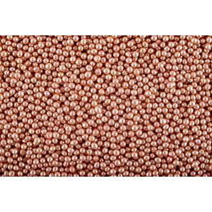 Сахарные жемчужины золотые 2 мм