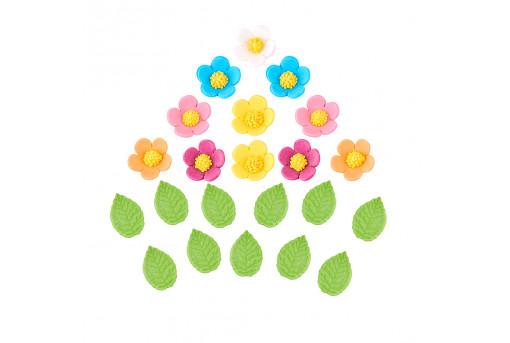 Сахарные фигурки Веснянка