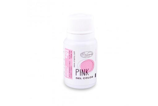 Краситель гелевый розовый, 10 г