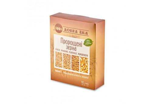 Пророщенные зерна в стиках, 100 г