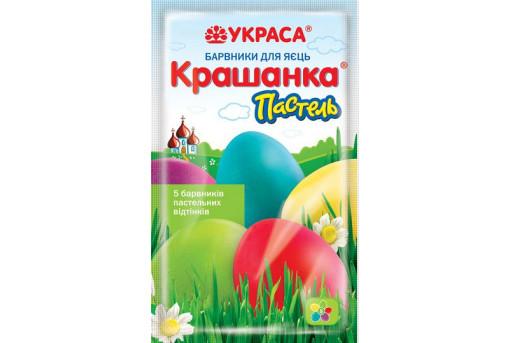 Краситель для яиц Пастель
