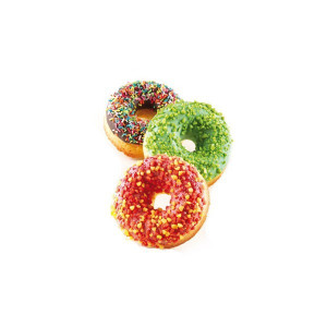 Форма силиконовая Пончик, Silikomart
