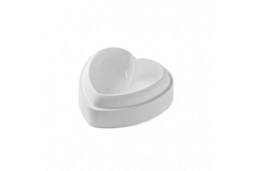 Форма силиконовая Сердце, Silikomart