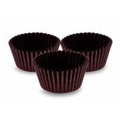 Форма бумажная для кексов коричневая