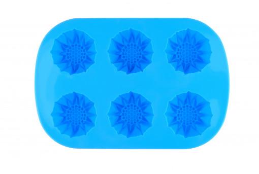 Форма силиконовая Подсолнухи