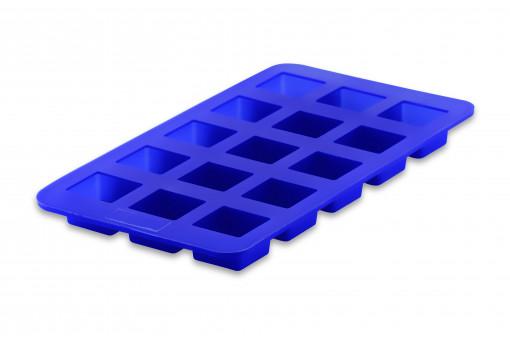 Форма силиконовая для конфет Квадратная