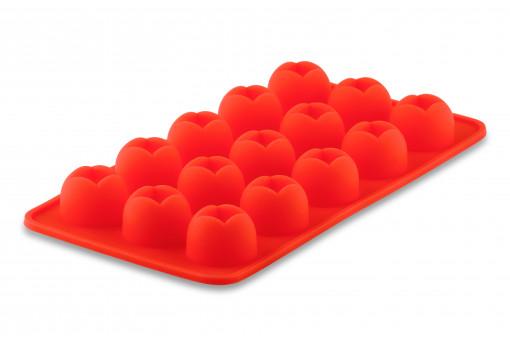 Форма силиконовая для конфет Круглая
