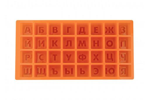 Форма силиконовая Алфавит